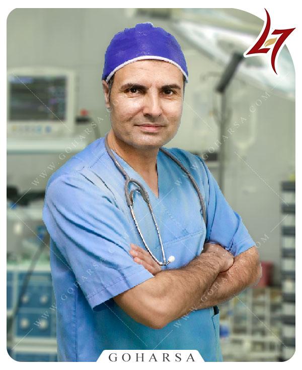 دکتر حسن هنرور-فوق تخصص گوش و حلق و بینی-مرکز جراحی گهرسا