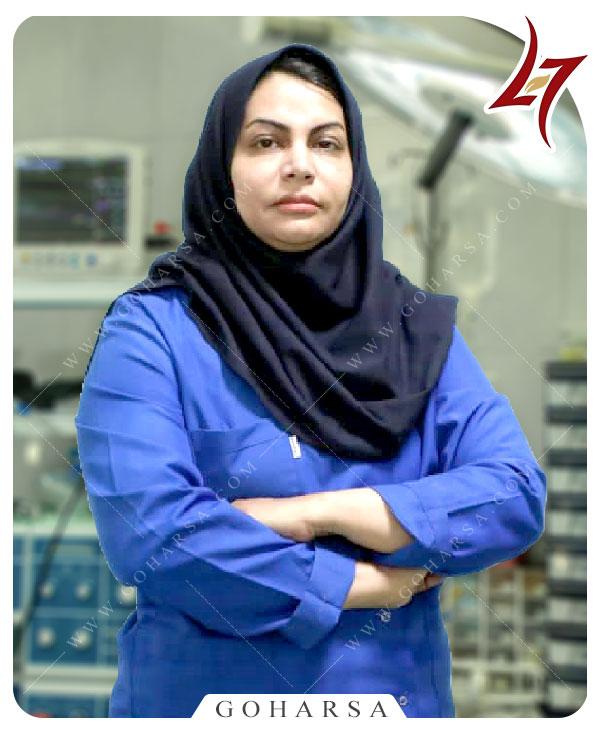 دکتر نرجس رزم آرا-متخصص گوش و حلق و بینی-مرکز جراحی گهرسا